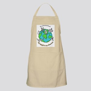 The worldcolor (2) Apron
