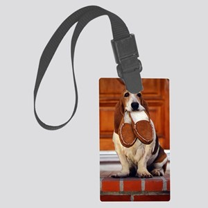 BassH journal Large Luggage Tag