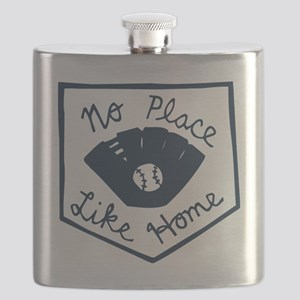 Flag_front2010 Flask