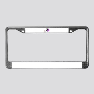 Tuesday License Plate Frame
