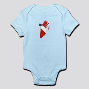 Belize Diving Infant Bodysuit