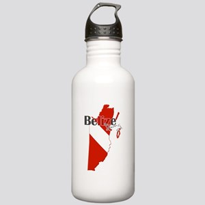 Belize Diving Stainless Water Bottle 1.0L