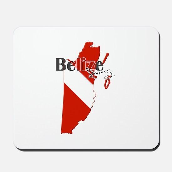 Belize Diving Mousepad