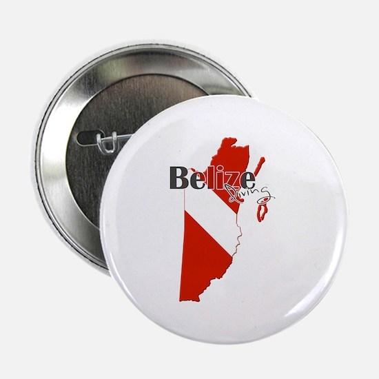"""Belize Diving 2.25"""" Button"""