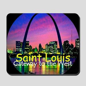 St Louis Mousepad