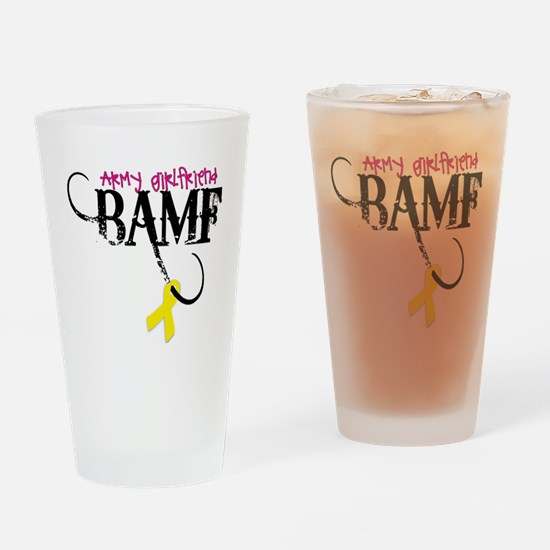 ArmyGFBAMF Drinking Glass