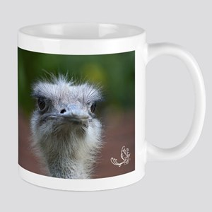 Ostrich I Mug