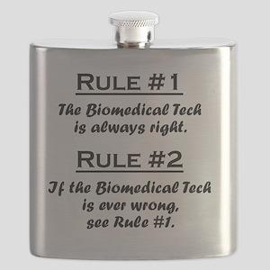 Rule Biomedical Tech Flask