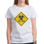CO2 = WMD BioHazard Women's T-Shirt