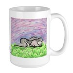 """""""Interlude"""" Large Mug"""