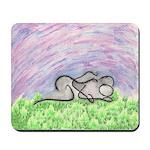 """""""Spooning Meadow"""" Mousepad"""