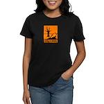 CO2 = WMD EU Pollution Women's Dark T-Shirt