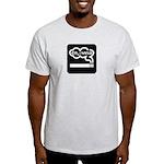 CO2 = WMD Smoking Ash Grey T-Shirt