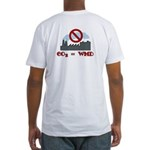 CO2 = WMD Factory Fitted T-Shirt