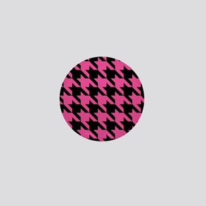 houndstooth-xl-pink_ipad Mini Button