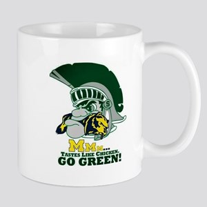 sparty is hungry Mugs