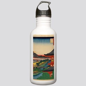 One-Hundred-Famous-Vie Stainless Water Bottle 1.0L