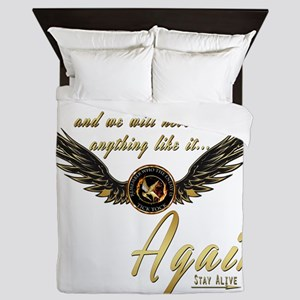 Katniss Mockingjay Wings Queen Duvet