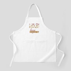 Lord of Misrule/Hogmanay BBQ Apron