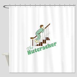 NUTCRACKER3 Shower Curtain