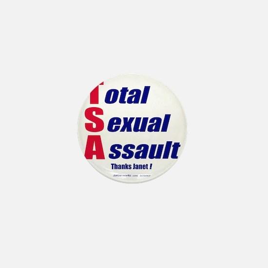 TSAssault Mini Button