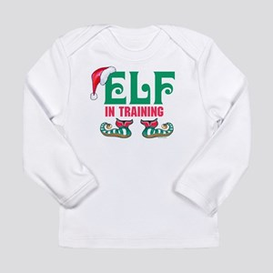 ELF in TRAINING Long Sleeve T-Shirt