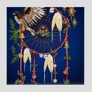 Magical Christmas Dreams PosterP Tile Coaster