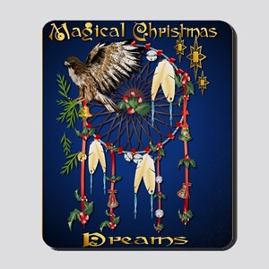 Magical Christmas Dreams PosterP Mousepad