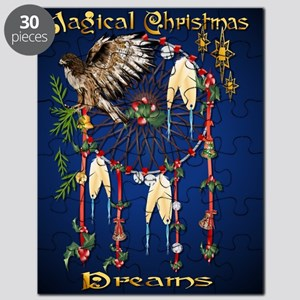 Magical Christmas Dreams PosterP Puzzle