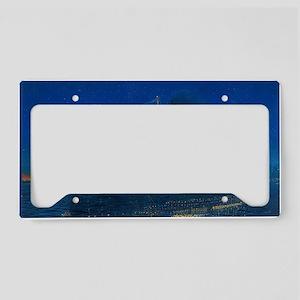 SSUSGeorgeGaadtCard License Plate Holder