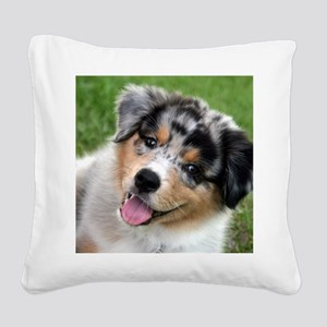 130 Square Canvas Pillow