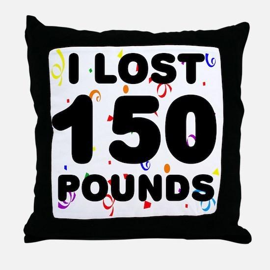 150Party Throw Pillow