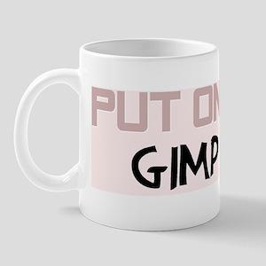 gimp_suit Mug