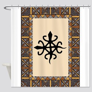 untity-in-diversity Shower Curtain