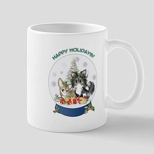 Christmas Chi #11 Mug