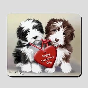 Be mine valentine Mousepad