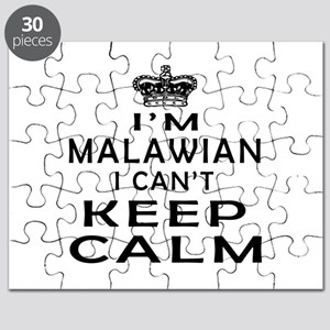 I Am Malawian I Can Not Keep Calm Puzzle