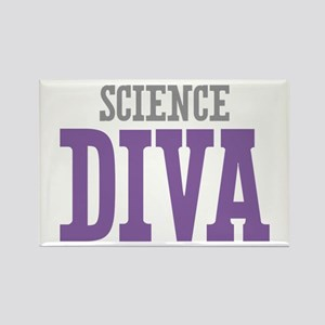 Science DIVA Rectangle Magnet