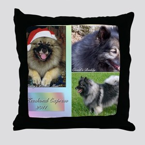 Cover #1 Throw Pillow