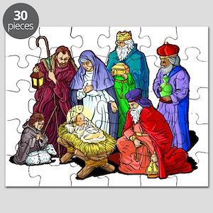 Christmas_nativity_scene Puzzle