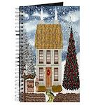 Irish Christmas Cottage Journal