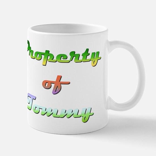 Property Of Tommy Female Mug