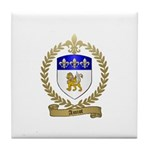 AMIOT Family Crest Tile Coaster