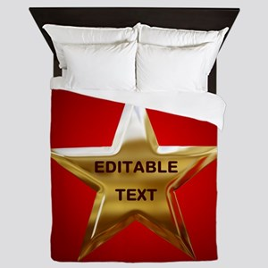 Superstar Queen Duvet