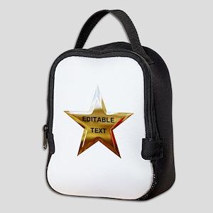 Superstar Neoprene Lunch Bag