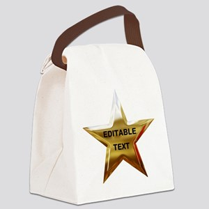 Superstar Canvas Lunch Bag