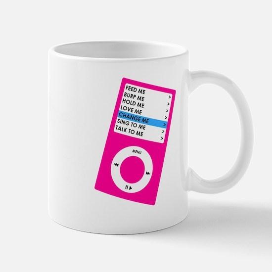 IPOOD pink dark Mug