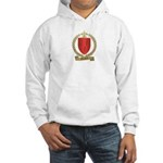 GOUTHRO Family Crest Hooded Sweatshirt