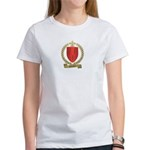 GOUTHRO Family Crest Women's T-Shirt
