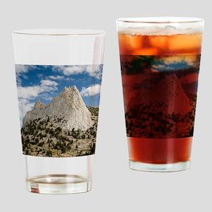 rndornaCathedralPk Drinking Glass